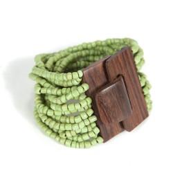 Браслет Кассандра Зеленый